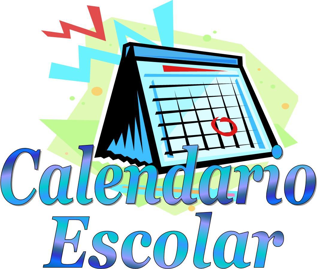 Calendario escolar 2015 / 2016
